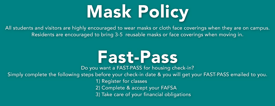 policy and fast pass