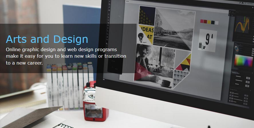 CE Online - Arts and Design