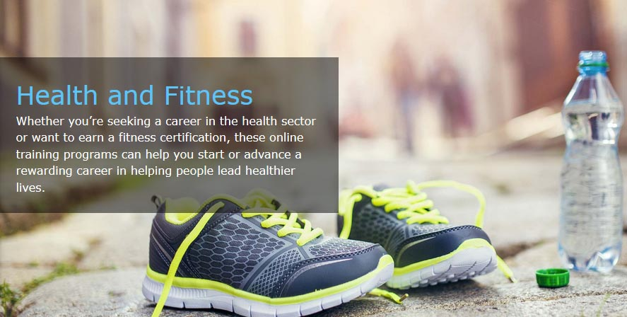 CE Online - Health and Fitness